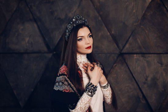 Марианна Vesssna Лукьянова. Фотограф - Каяна Лис. Март 2017.