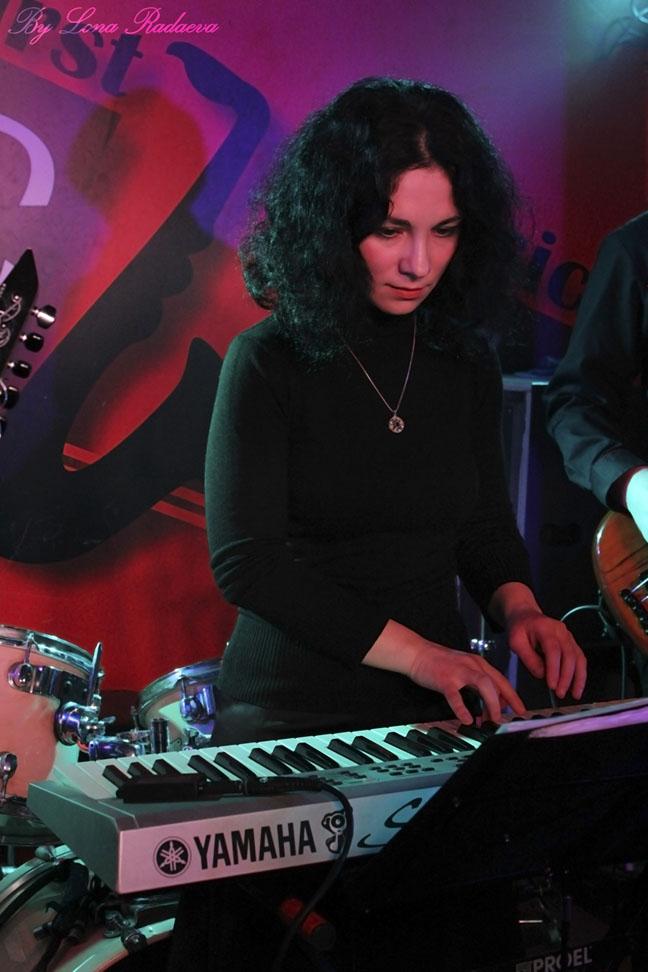 Марина Felis на концерте в FM клубе